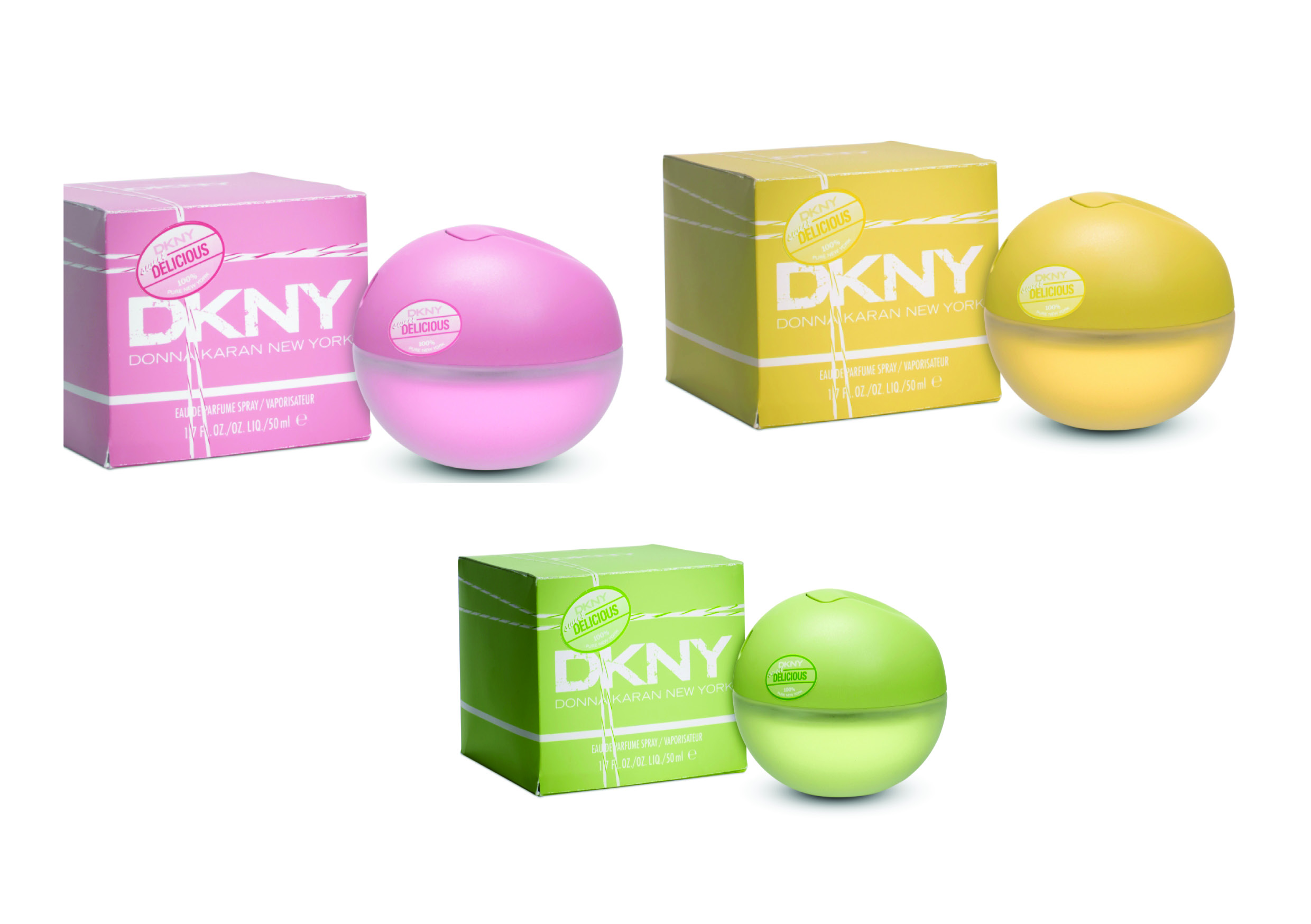 Beauty News Dkny Sweet Delicious Collection The Luxe Lifestyle
