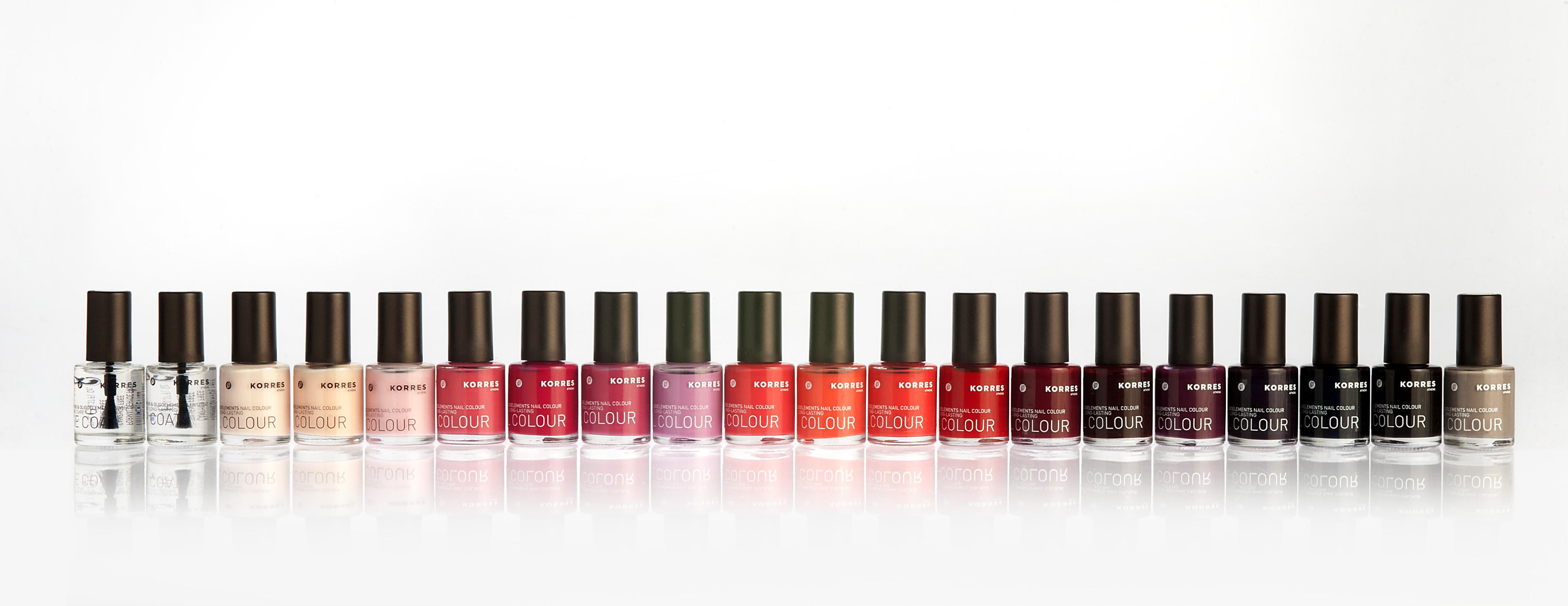 Beauty Buy of the Week: Korres Myrrh & Oligoelements Nail Colour ...