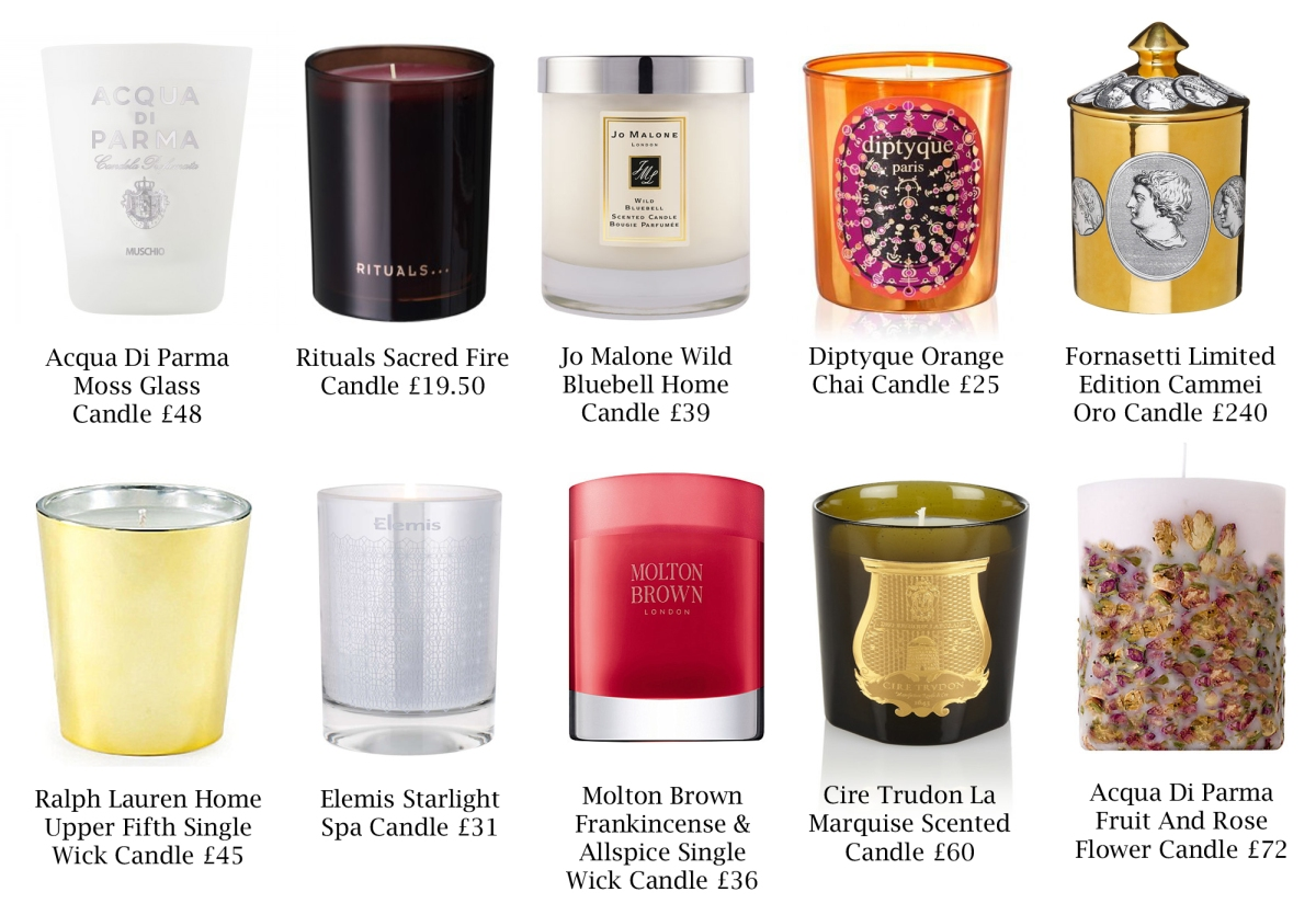 Top 10 Christmas Candles The Luxe Lifestyle Amp Beauty Blog