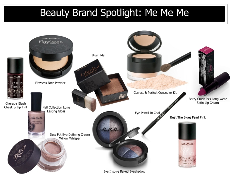 Beauty Brand Spotlight Me Me Me
