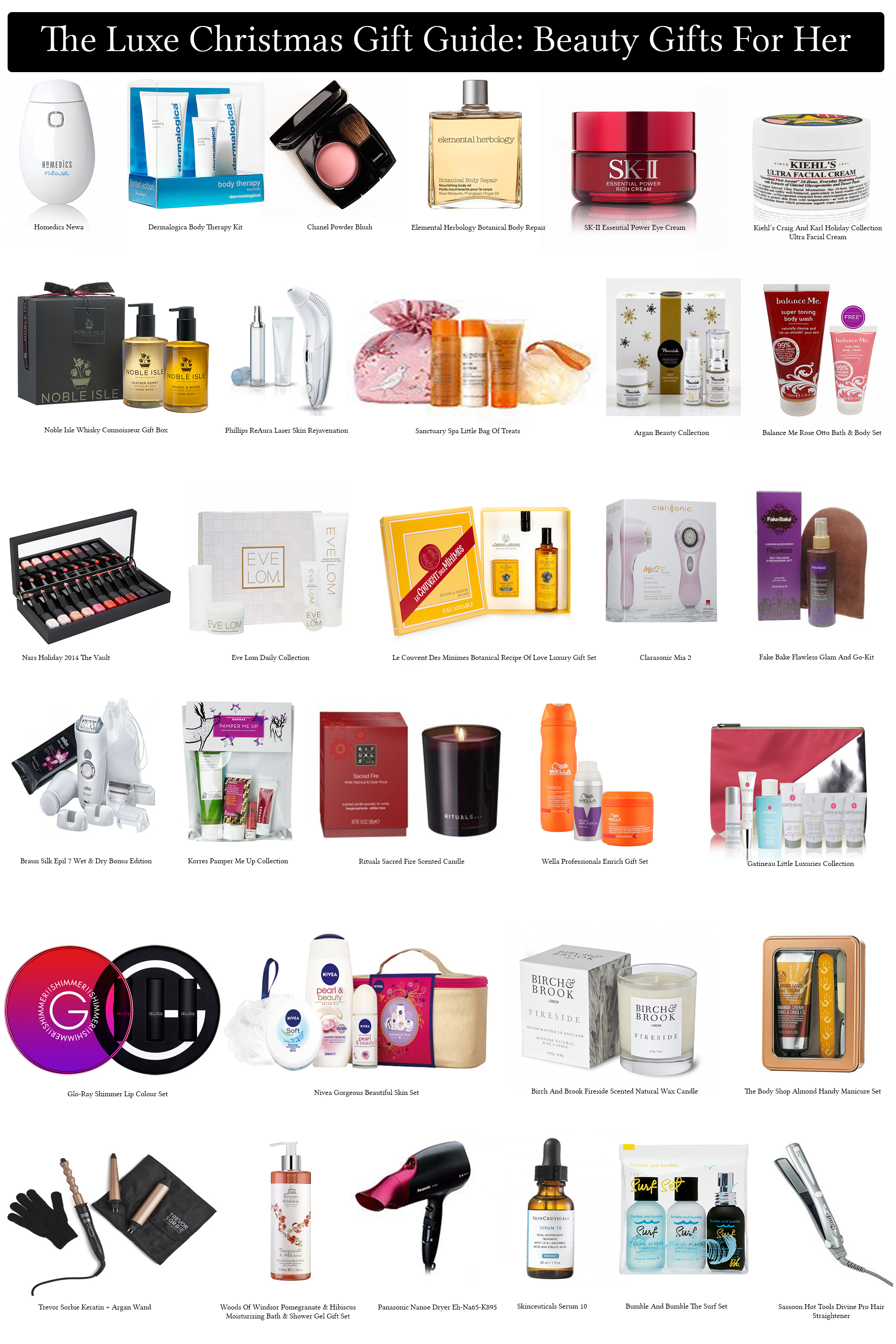 The Luxe Christmas Gift Guide Beauty Gifts For Her  sc 1 st  The Luxe Beauty Blog - WordPress.com & The Luxe Christmas Gift Guide: Beauty Gifts For Her | The Luxe ...